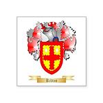 Ribton Square Sticker 3