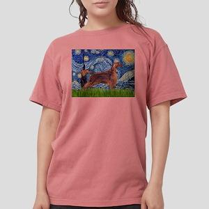 Starry Night & Irish Setter T-Shirt
