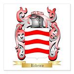 Ribeiro Square Car Magnet 3