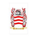 Ribeiro Sticker (Rectangle 50 pk)