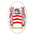 Ribeiro Sticker (Oval 50 pk)