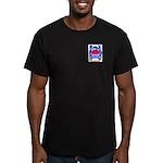 Ribe Men's Fitted T-Shirt (dark)
