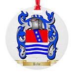 Ribe Round Ornament