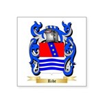 Ribe Square Sticker 3