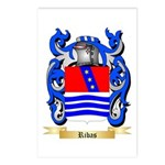 Ribas Postcards (Package of 8)