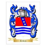 Ribas Small Poster
