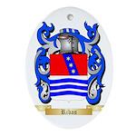 Ribas Oval Ornament