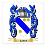 Rhynd Square Car Magnet 3