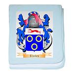 Rhodes baby blanket