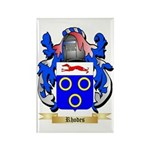 Rhodes Rectangle Magnet (10 pack)