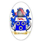 Rhodes Sticker (Oval)