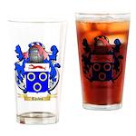 Rhodes Drinking Glass