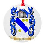Rhind Round Ornament