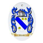 Rhind Oval Ornament