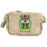 Reza Messenger Bag