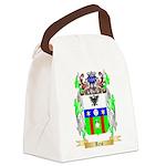 Reza Canvas Lunch Bag