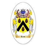 Reys Sticker (Oval 50 pk)
