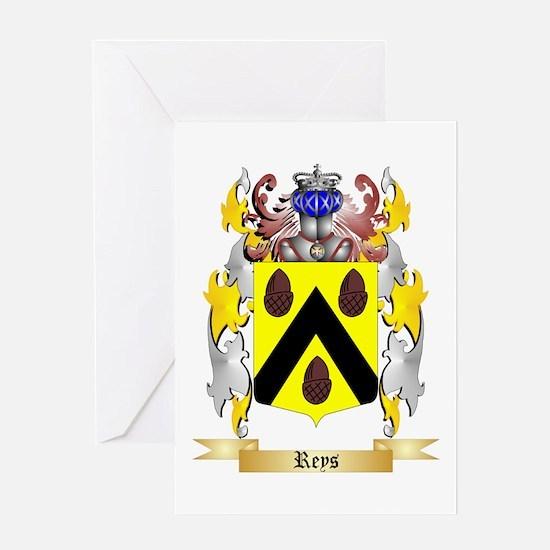 Reys Greeting Card