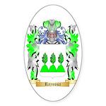 Reynosa Sticker (Oval 10 pk)