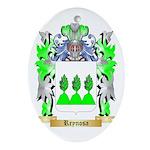 Reynosa Oval Ornament