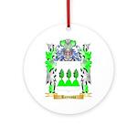 Reynosa Round Ornament