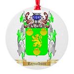 Reynoldson Round Ornament