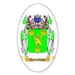 Reynoldson Sticker (Oval 10 pk)