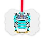Reynolds English Picture Ornament