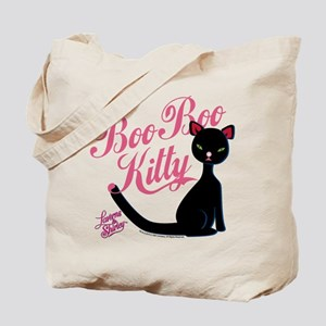 Laverne and Shirley Boo Boo Kitty Tote Bag