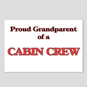 Proud Grandparent of a Ca Postcards (Package of 8)