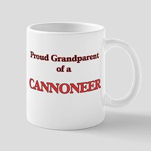 Proud Grandparent of a Cannoneer Mugs