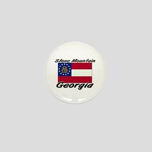 Stone Mountain Georgia Mini Button