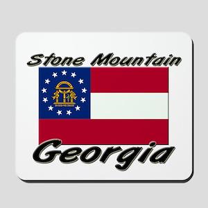 Stone Mountain Georgia Mousepad