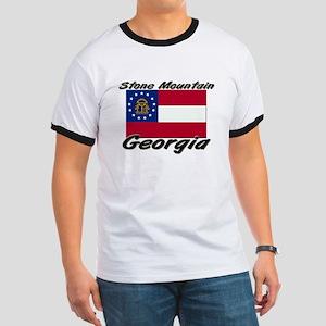 Stone Mountain Georgia Ringer T