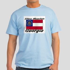 Stone Mountain Georgia Light T-Shirt