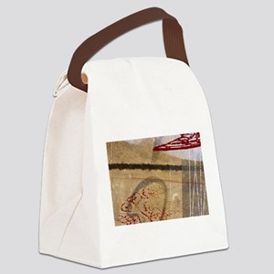 art background Canvas Lunch Bag