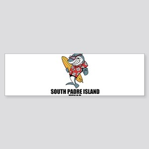 South Padre Island, Texas Bumper Sticker