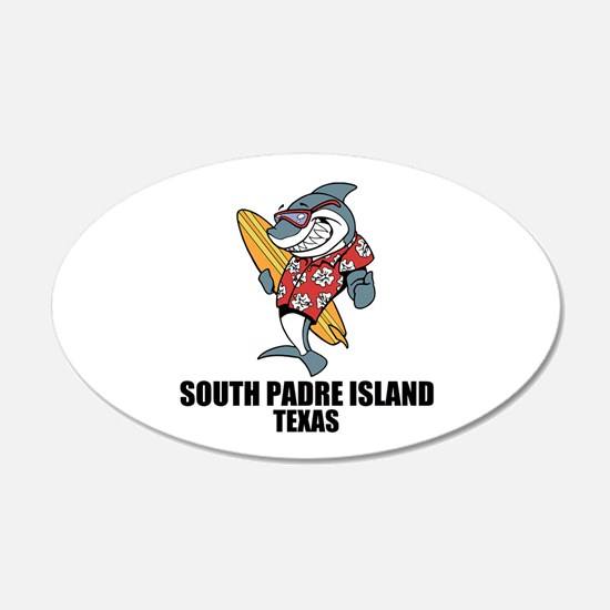 South Padre Island, Texas Wall Decal
