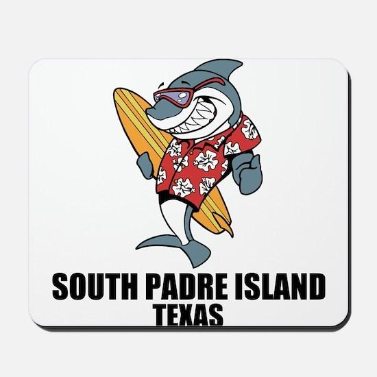 South Padre Island, Texas Mousepad