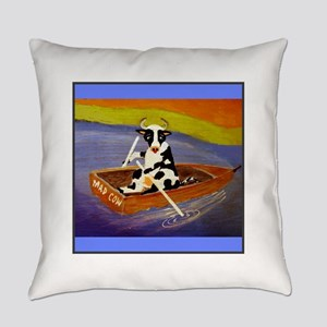 Mad Cow Everyday Pillow