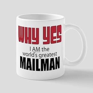 Mailman Mugs