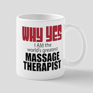Massage Therapist Mugs