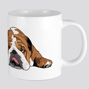 Teddy the English Bulldog Mugs