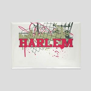 Harlem Urban NYC II Rectangle Magnet