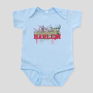 Harlem Urban NYC II Infant Bodysuit