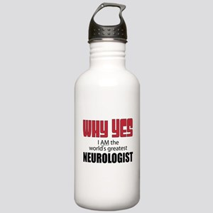 Neurologist Stainless Water Bottle 1.0L