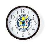 USS Benewah (APB 35) Wall Clock