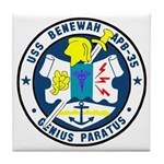 USS Benewah (APB 35) Tile Coaster