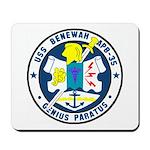 USS Benewah (APB 35) Mousepad