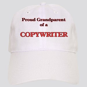 Proud Grandparent of a Copywriter Cap